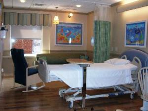 Liam's Room at Overlook Hospital