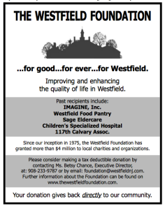 The Westfield Foundation. Your community foundation.